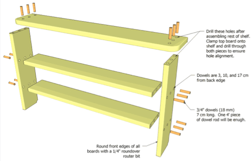 But There Are Other Ways To Build Furniture For Example Heres A Desk With No Fasteners Instead The Load Bearing Parts Have Slots And Tabs That Fit