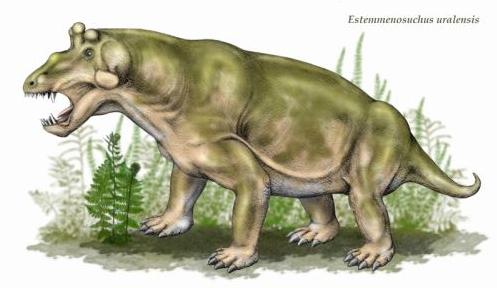 dinocephalians