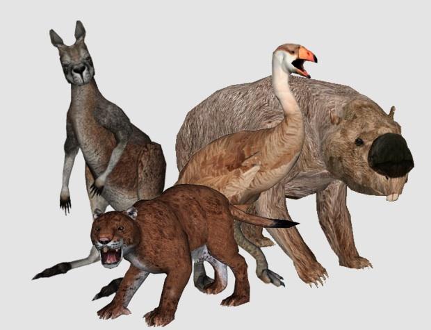 australiamegafauna